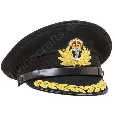 Field Grade Officers Dress Cap