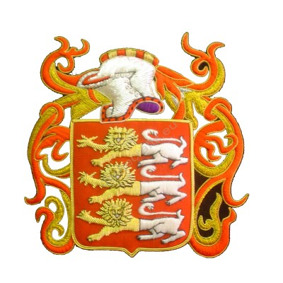 Family Crest Dragon