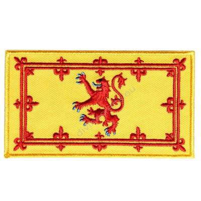 Lion Crest Patch