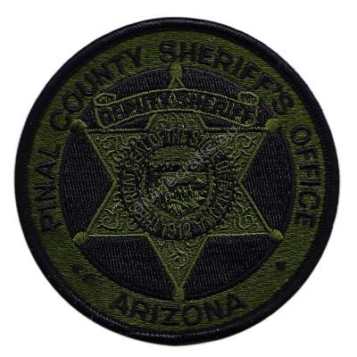 Arizona Sheriff Embroidered Patch