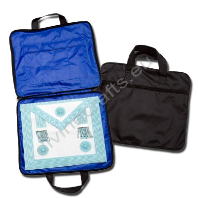 New Quality Light Weight Masonic Regalia Soft Case / Apron Holder Bag MM / WM