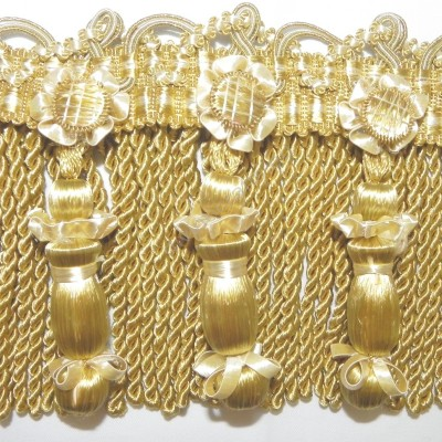 Bullion Curtain Fringe