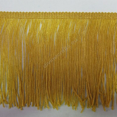 Gold Bullion Wire Fringe