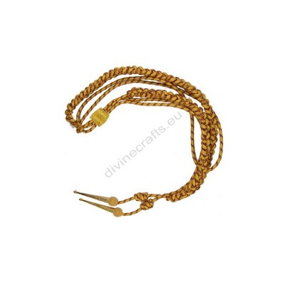 Gold Wire Military Aiguillette