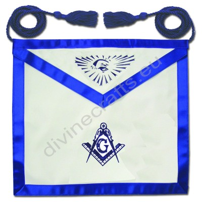 Leather Printed Apron