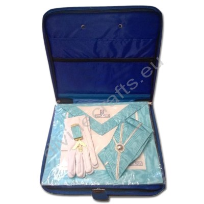 Masonic Regalia Cases, Apron, Officer Collar and Glove
